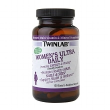 Women's Ultra Daily Dietary Supplement Capsules