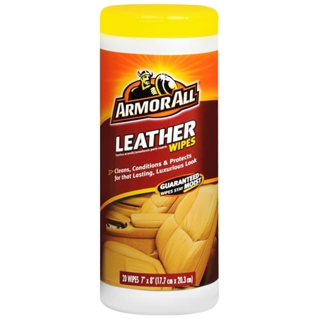 Armor All Auto Leather Cleaning Wipes