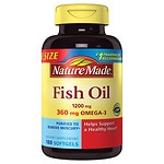 Click & Save: Buy 1 Nature Made Heart Health & get the 2nd 50% off