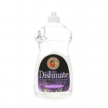 Earth Friendly Products Ultra Dishmate, A Liquid Dishwashing Cleaner Lavender