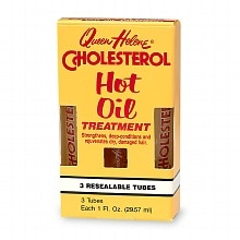 Queen Helene Cholesterol Hot Oil Treatment 3 Pack