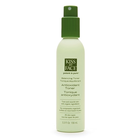 Kiss My Face Potent and Pure Antioxidant Toner Spray