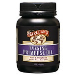 Barlean's Organic Oils Evening Primrose Oil, 1300mg Capsules