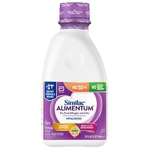 Similac Expert Care Alimentum Infant Formula Ready to Feed