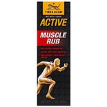 Tiger Balm Muscle Rub Topical Analgesic Cream