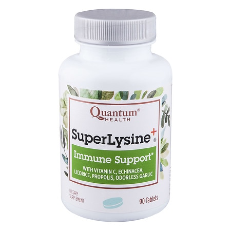 Quantum Health Super Lysine Plus, Tablets