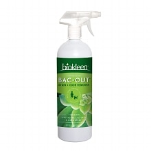 biokleen Bac-Out Stain & Odor Eliminator with Live Enzyme Cultures Foaming Action Sprayer