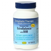 Enzymatic Therapy EstroBalance with Absorbable DIM