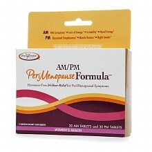 Enzymatic Therapy AM/PM Peri Menopause Formula, Tablets