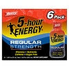 5-Hour Energy Dietary Supplement Shot 6 Pack Berry