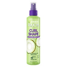 Curl Shaping Spray Gel, Strong