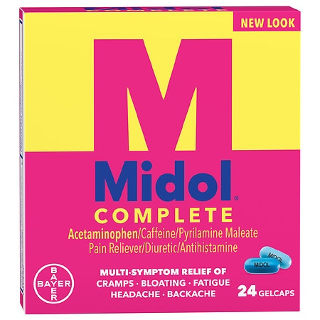 Is midol safe during pregnancy