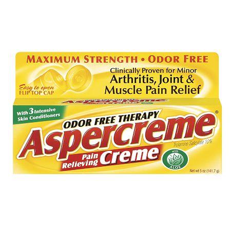 Aspercreme Pain Relieving Creme - 3 oz.