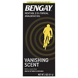 BenGay Menthol Pain Relieving Gel