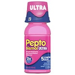 Pepto-Bismol Upset Stomach Reliever/ Antidiarrheal Liquid