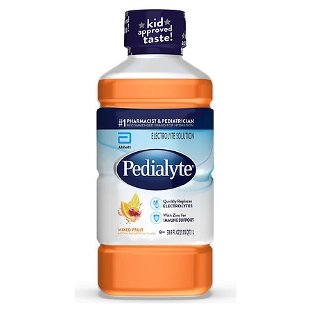 Pedialyte Oral Electrolyte Solution Mixed Fruit - 1 L