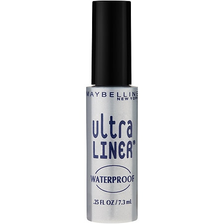 Maybelline Ultra Liner Waterproof Liquid Eyeliner - 0.25 fl oz