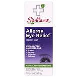 Similasan Homeopathic Allergy Eye Relief Drops
