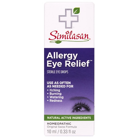 Similasan Homeopathic Allergy Eye Relief Drops - 0.33 fl oz