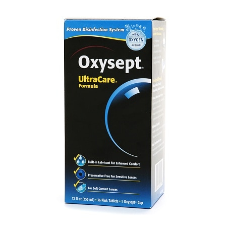 Image of AMO Oxysept Disinfecting Solution - 1 ea