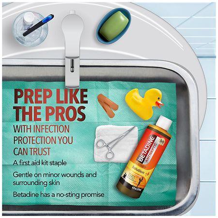 Betadine First Aid Solution
