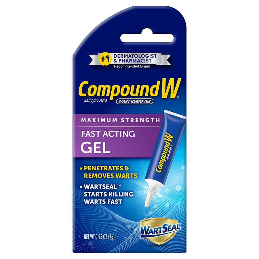 compound w gel wart remover Average rating: 3 out of 5 stars, based on 0 reviews THIS IS THE 2ND TUBE OF COMPOUND W GEL TUBE OF WART REMOVER IVE PURCHASED IVE BEEN PUTTING IT ON EVERYDAY BUT IT HAS TAKEN SEVERAL MONTHS AND THEY ARE GOING AWAY BUT ITS BEEN A SLOW researchbackgroundcheck.gq IS GOOD BECAUSE OF THE GEL FORM SO IT DOSENT RUN ALL .
