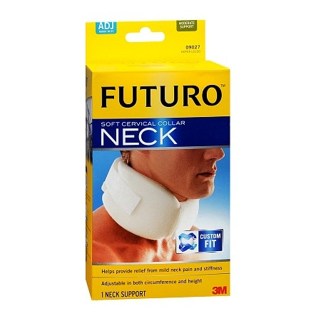 FUTURO Soft Cervical Collar, Adjustable