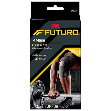 FUTURO Sport Neoprene Knee Support, Adjustable