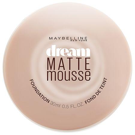 Maybelline Dream Matte Mousse Foundation - 0.64 oz.
