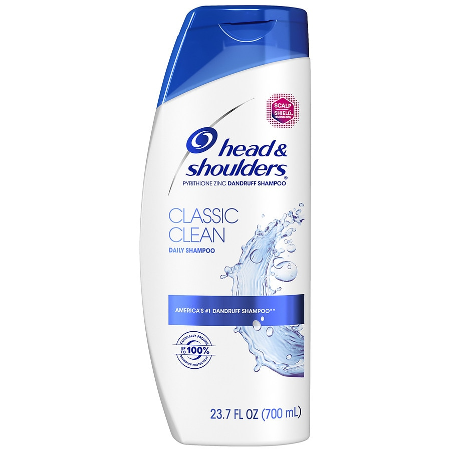 head shoulders classic clean dandruff shampoo walgreens