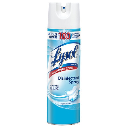 Image of Lysol Disinfectant Spray Linen - 19 oz.