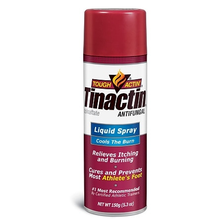 Tinactin Antifungal Liquid Spray