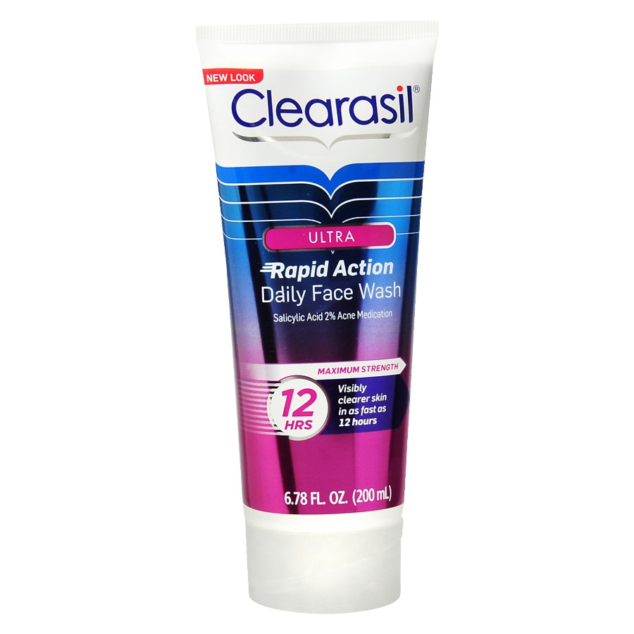Clearasil acne fighting facial moisturizer
