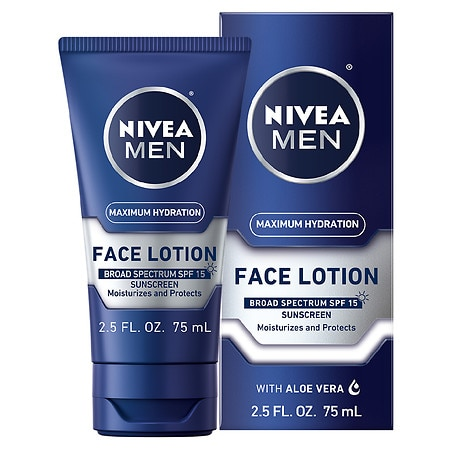 Nivea Men Original Protective Lotion - 2.5 oz.