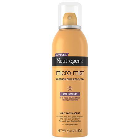 Neutrogena Micro-Mist Airbrush Sunless Tan Spray - 5.3 oz.