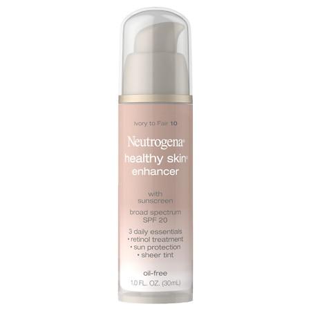 Neutrogena Healthy Skin Enhancer Moisturizer SPF 20 - 1 fl oz
