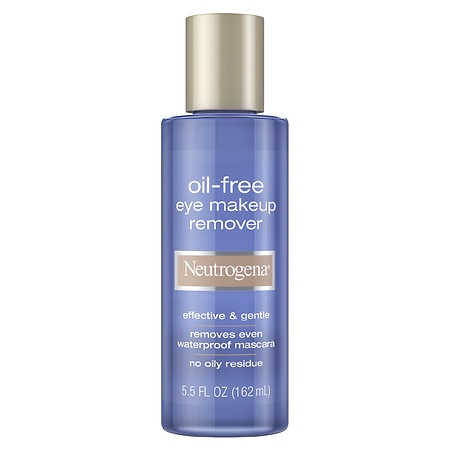 Best oil free eye makeup remover