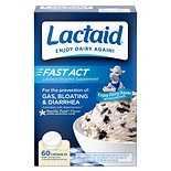 Lactaid Fast Act Lactose Relief Chewables Vanilla