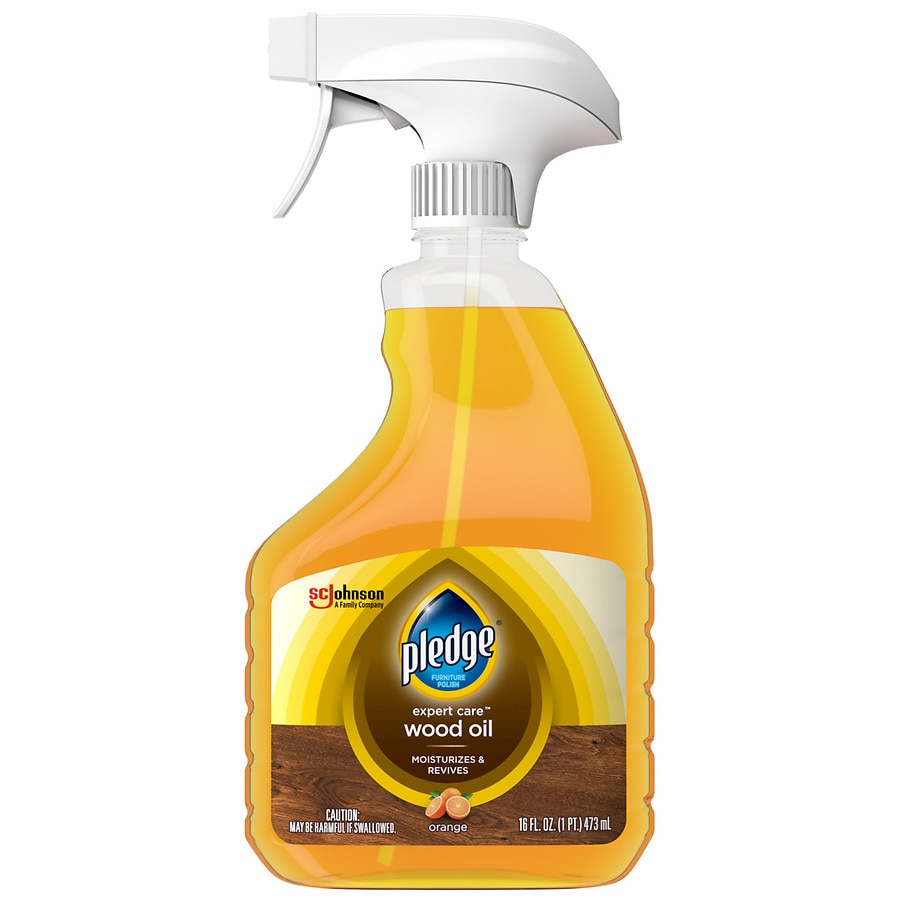 Pledge Re Shine With Natural Orange Oil16 Oz