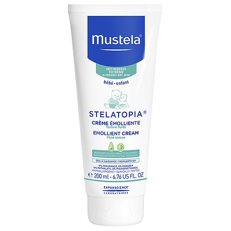 Mustela Dermo-Pediatrics, Stelatopia Moisturizing Cream