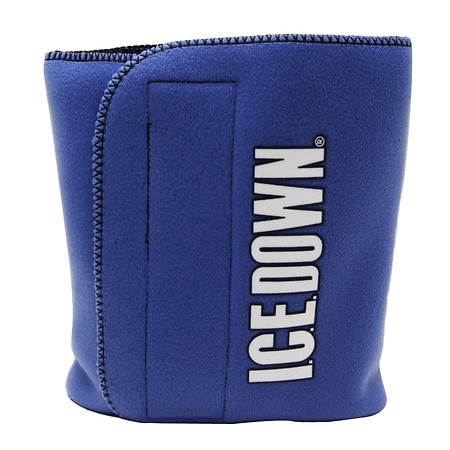 I.C.E. Down Flexible Ice Cold Therapy Wrap With Extender - 1 ea