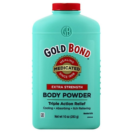 Gold Bond Extra Strength Medicated Body Powder