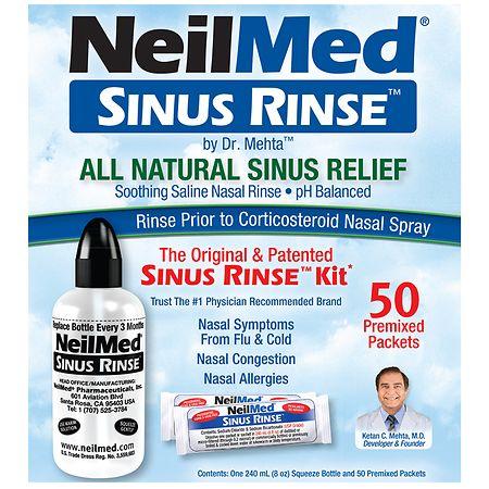 NeilMed Sinus Rinse Original Sinus Kit - 1 kit