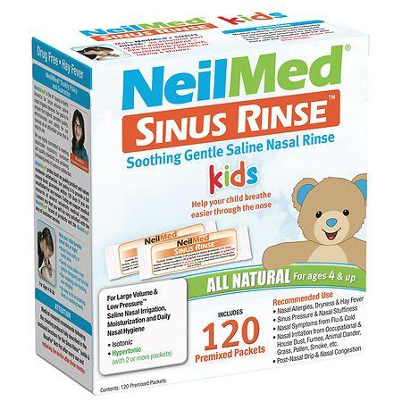 Neilmed Sinus Rinse Pediatric Refill Packets Walgreens