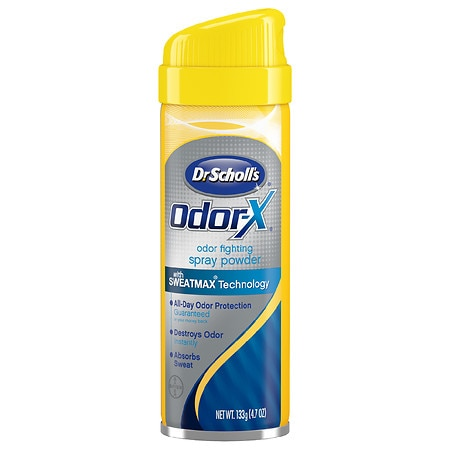 Dr. Scholl's Odor-X Odor Fighting Spray Powder