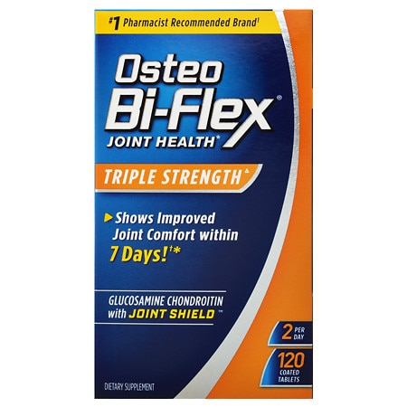 Osteo Bi-Flex Advanced Triple Strength Glucosamine Chondroitin