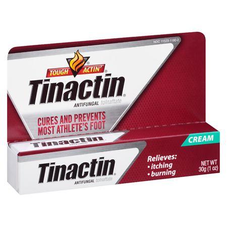 Tinactin Antifungal Cream - 1 oz.