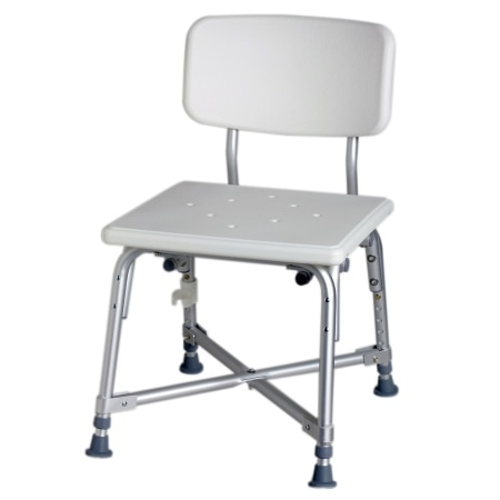 Medline Heavy Duty Extra Wide Bath Chair