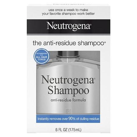 Neutrogena Anti-residue Shampoo 6 Fl Oz