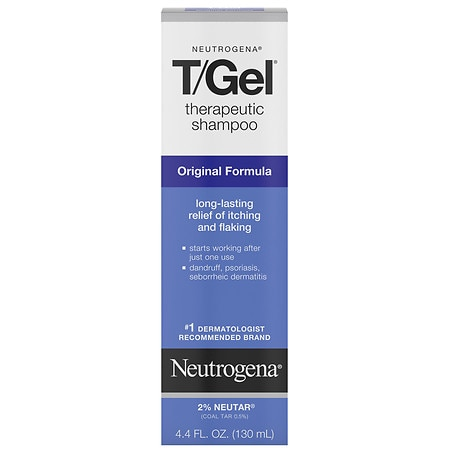 Neutrogena T-Gel Therapeutic Dandruff Treatment Shampoo - 4.4 fl oz